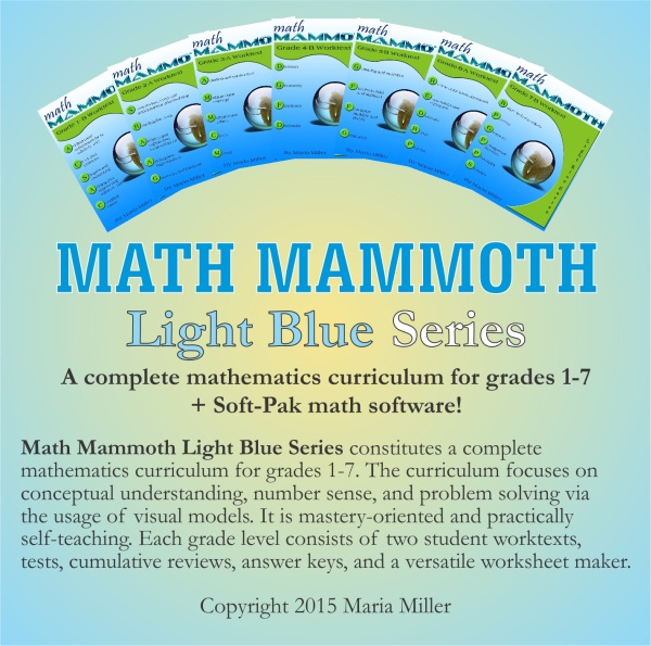 Math Mammoth Discounted Bundle Deals On Cd Or As Downloads Blue. Download 175 Usd. Worksheet. Worksheet Works Discounts At Mspartners.co