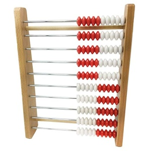 100-bead abacus at Amazon