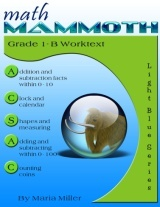 cover for Math Mammoth Grade 1-B Complete Worktext
