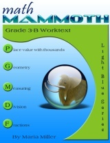 cover for Math Mammoth Grade 3-B Complete Worktext