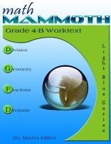 cover for Math Mammoth Grade 4-B Complete Worktext