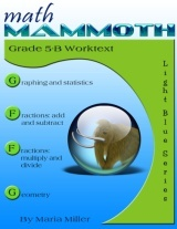 cover for Math Mammoth Grade 5-B Complete Worktext