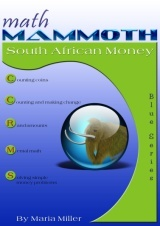 Math Mammoth South African Money workbook cover