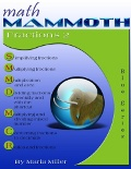 Math Mammoth Fractions 2 ebook