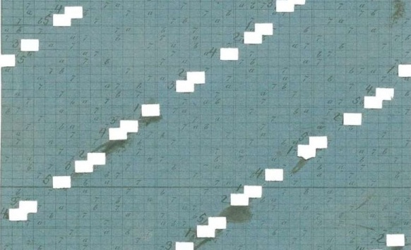 stencil for finding primes
