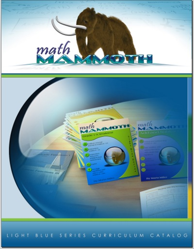 Frequently Asked Questions - Math Mammoth Light Blue Series