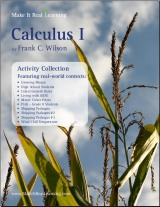 Make It Real Learning Calculus I workbook
